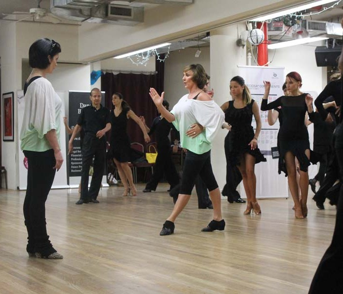 Shirley Ballas Dance Benefits Group